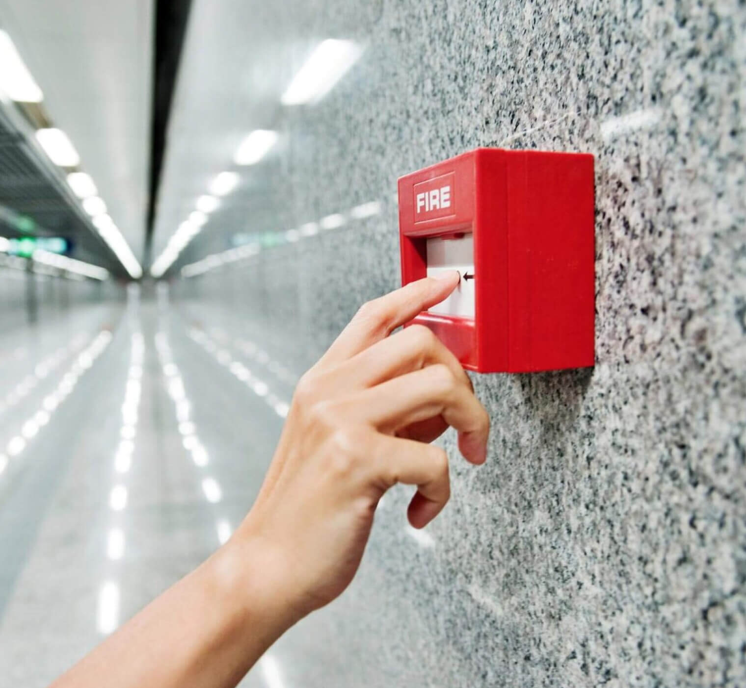 Life Safety Systems  hero image