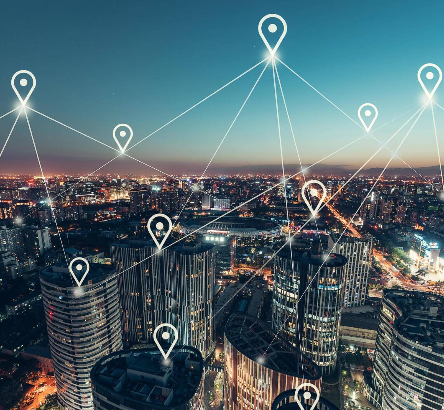 Smart Buildings hero image